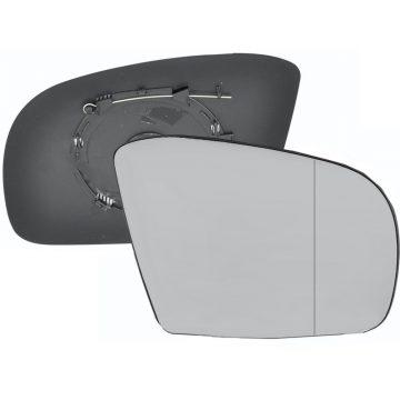 Right side wing door blind spot mirror glass for Mercedes-Benz GL-Class, Mercedes-Benz M-Class, Mercedes-Benz R-Class