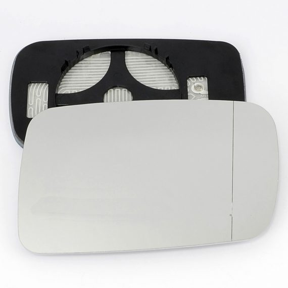 Right side wing door blind spot mirror glass for BMW 3 Series