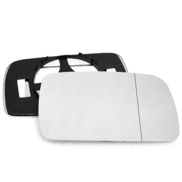 Right side wing door blind spot mirror glass for Volkswagen Polo