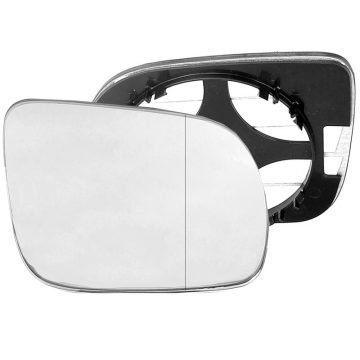 Right side wing door blind spot mirror glass for Seat Arosa, Volkswagen Lupo, Volkswagen Polo