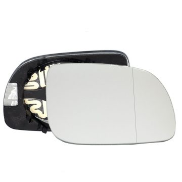 Right side wing door blind spot mirror glass for Seat Cordoba