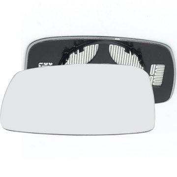 Left side wing door mirror glass for Volkswagen Corrado