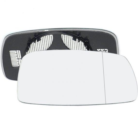Right side wing door blind spot mirror glass for Volkswagen Corrado
