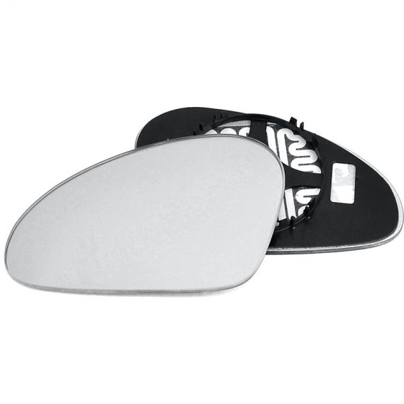 Left side wing door mirror glass for Seat Altea, Seat Cordoba, Seat Ibiza, Seat Leon, Seat Toledo