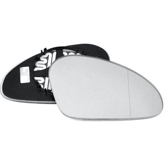 Right side wing door blind spot mirror glass for Seat Altea, Seat Cordoba, Seat Ibiza, Seat Leon, Seat Toledo