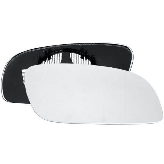 Right side wing door blind spot mirror glass for Volkswagen Touran