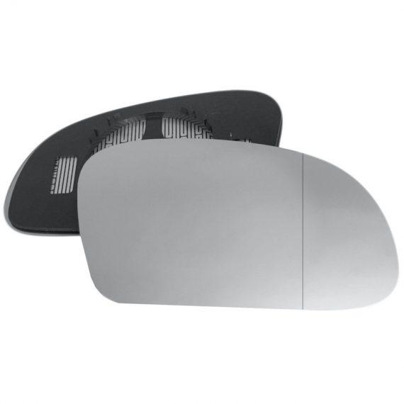Right side wing door blind spot mirror glass for Volkswagen New Beetle
