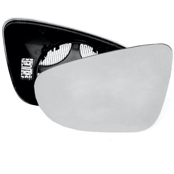 Left side wing door mirror glass for Volkswagen Golf, Volkswagen Touran