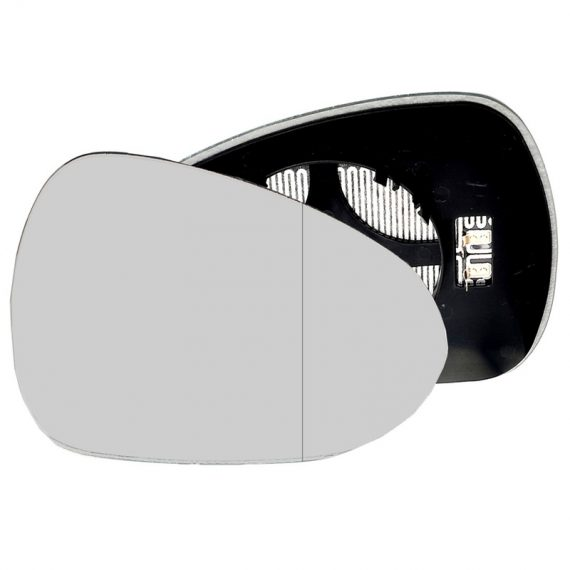 Right side wing door blind spot mirror glass for Seat Exeo, Seat Ibiza, Seat Leon