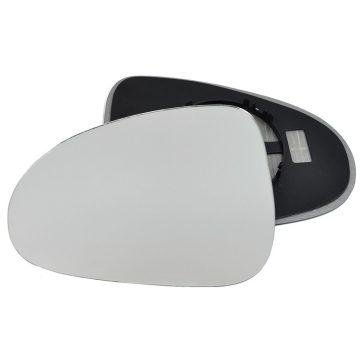 Left side wing door mirror glass for Volkswagen Touareg