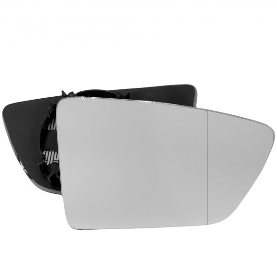 Right side wing door blind spot mirror glass for Seat Arona, Seat Ibiza
