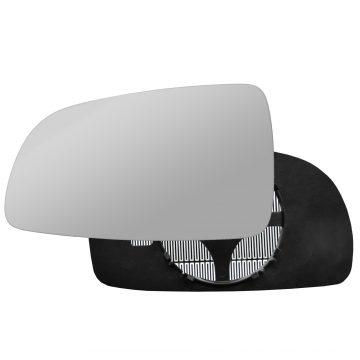 Left side wing door mirror glass for Chevrolet Aveo