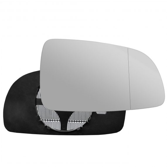 Right side wing door blind spot mirror glass for Chevrolet Aveo