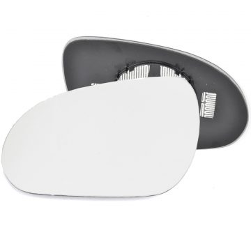Left side wing door mirror glass for Hyundai i20