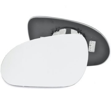 Left side wing door mirror glass for Hyundai i30
