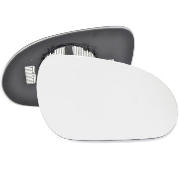 Right side wing door mirror glass for Hyundai i20