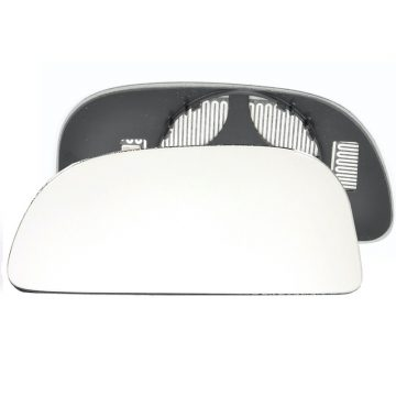 Left side wing door mirror glass for Mitsubishi Space Star