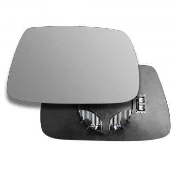 Right side wing door mirror glass for Jeep Grand Cherokee