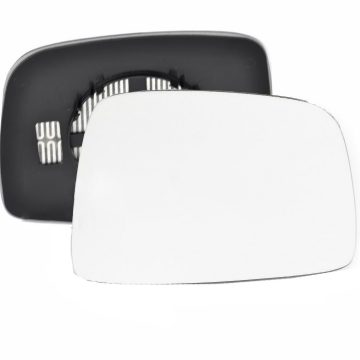 Right side wing door mirror glass for Jeep Cherokee