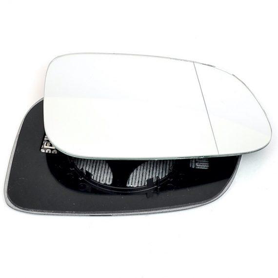 Right side wing door blind spot mirror glass for Volvo C30, Volvo C70, Volvo S40, Volvo S60, Volvo S80, Volvo V40, Volvo V50, Volvo V70 Mk3
