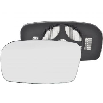 Left side wing door mirror glass for Honda Stream