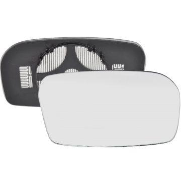 Right side wing door mirror glass for Honda Stream