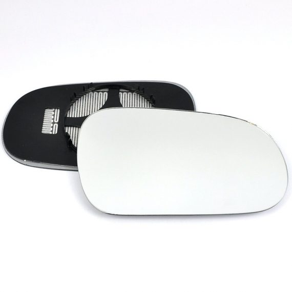 Right side wing door mirror glass for Honda Civic