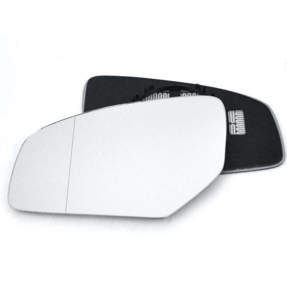 Left side blind spot wing mirror glass for Honda Civic