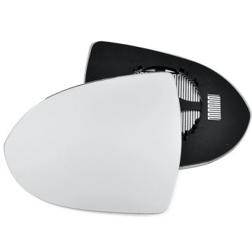 Kia Sportage 2010-2015 Left wing mirror glass - Heated