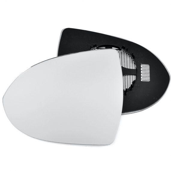 Left side wing door mirror glass for Kia Sportage