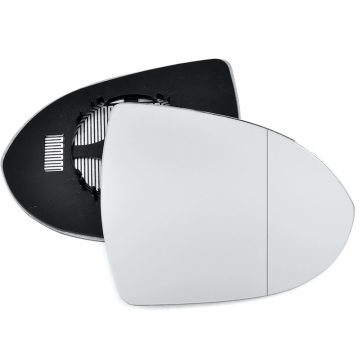 Right side wing door blind spot mirror glass for Kia Sportage