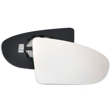 Right side wing door mirror glass for Nissan Qashqai