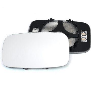 Left side wing door mirror glass for Rover 200
