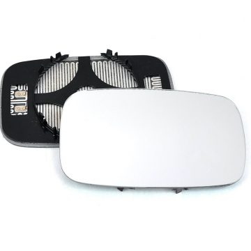 Right side wing door mirror glass for Rover 200
