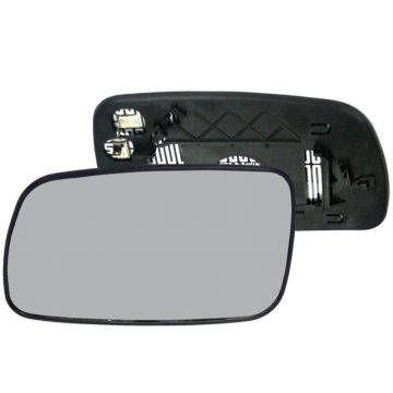 Left side wing door mirror glass for Toyota Avensis, Toyota Corolla