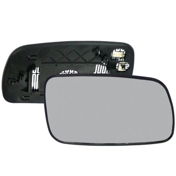 Right side wing door mirror glass for Toyota Corolla