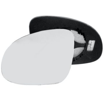 Seat Alhambra 2010-2016 Left wing mirror glass - Heated