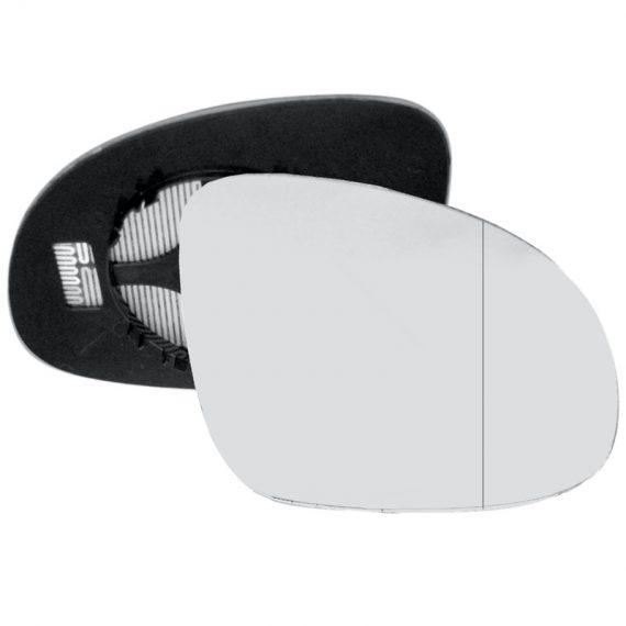 Right side wing door blind spot mirror glass for Seat Alhambra, Skoda Yeti, Volkswagen Sharan, Volkswagen Tiguan