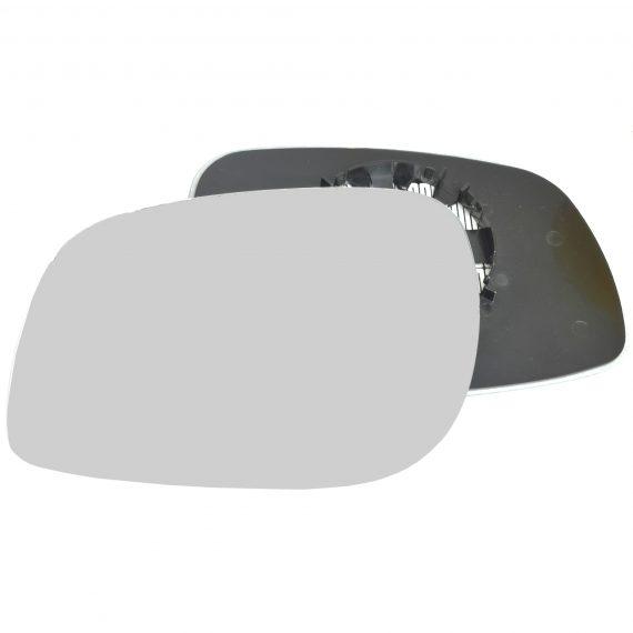 Left side wing door mirror glass for Land Rover Freelander