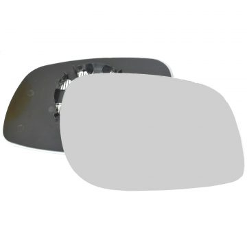 Right side wing door mirror glass for Land Rover Freelander