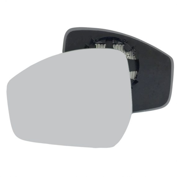 Left side wing door mirror glass for Jaguar F-Pace, Land Rover Discovery Sport, Land Rover Range Rover Evoque