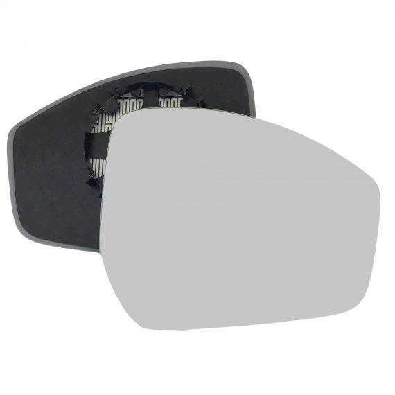 Right side wing door mirror glass for Jaguar E-Pace, Land Rover Range Rover Velar