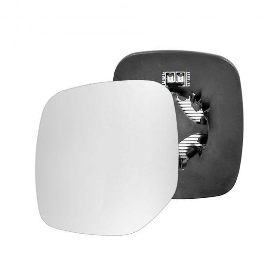 Left side wing door mirror glass for Citroen Berlingo, Peugeot Partner