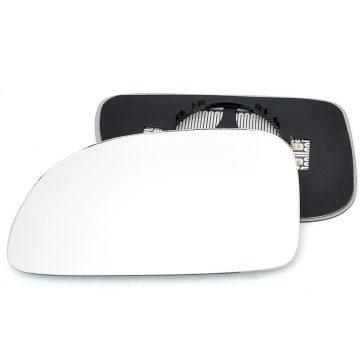 Left side wing door mirror glass for Chevrolet Tacuma
