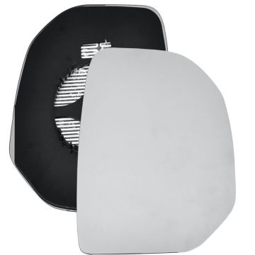 Right side wing door mirror glass for Peugeot Partner