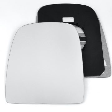 Left side wing door mirror glass for Iveco Daily