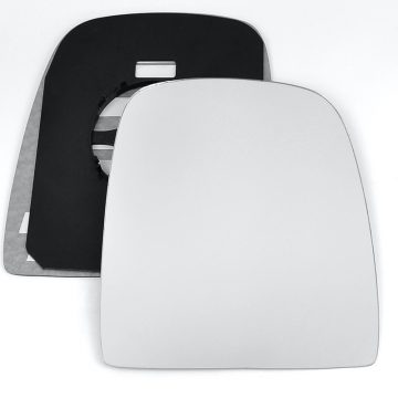 Right side wing door mirror glass for Iveco Daily
