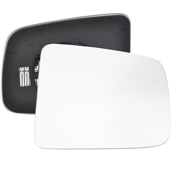 Right side wing door mirror glass for Ford Ranger, Mazda B Series