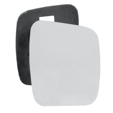 Right side wing door mirror glass for Citroen Nemo, Fiat Qubo