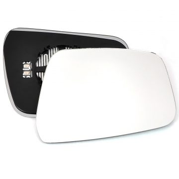 Nissan Navara 2007-2015 Right wing mirror glass - Heated